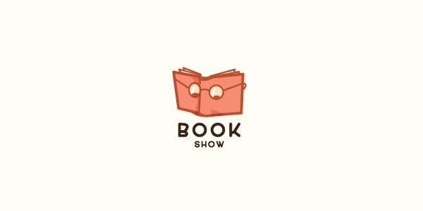 Book Logo Design Ideas for Inspiration (1)