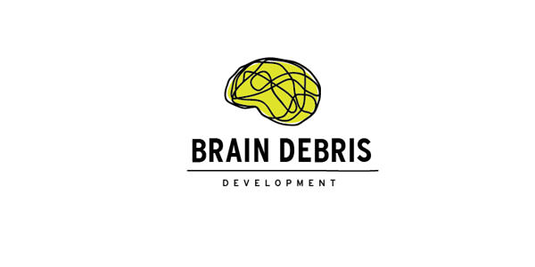 20  brain logo design collection for inspiration