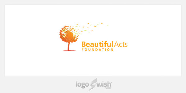 Beautiful Acts Foundation by Designabot