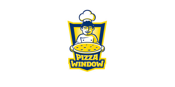 Pizza Logo Design Collection for Inspiration (21)