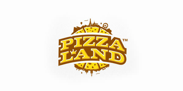 Pizza Logo Design Collection for Inspiration (22)