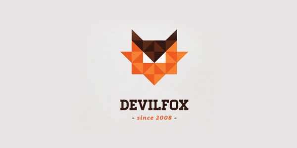 Fox Logo Design Examples for Inspiration (24)