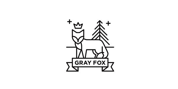 Fox Logo Design Examples for Inspiration (25)