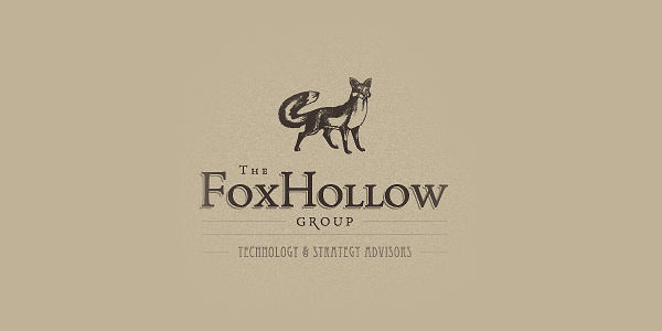 Fox Logo Design Examples for Inspiration (4)
