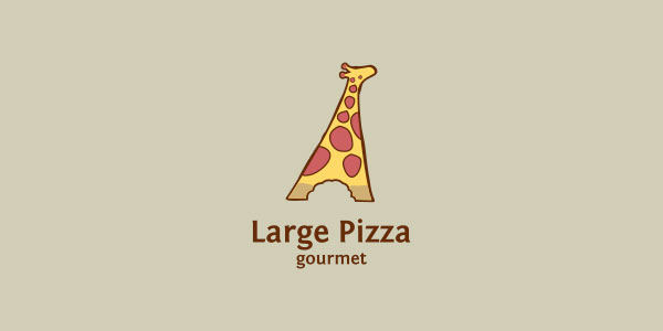 Pizza Logo Design Collection for Inspiration (5)