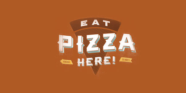Pizza Logo Design Collection for Inspiration (8)