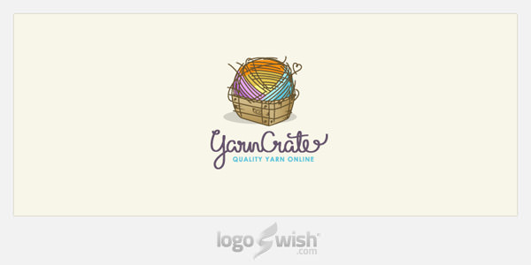 Yarn Crate by Janis Ancitis