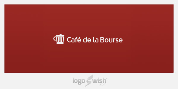 Café de la Bourse by Arnas Goldbergas