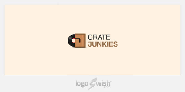Crate Junkies by Arnas Goldbergas
