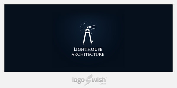 Lighthouse Architecture By Arnas Goldbergas