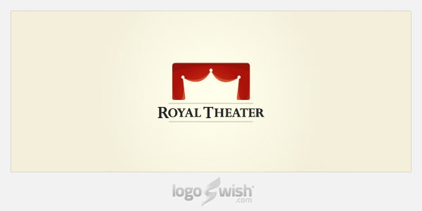 Royal Theater by Arnas Goldbergas