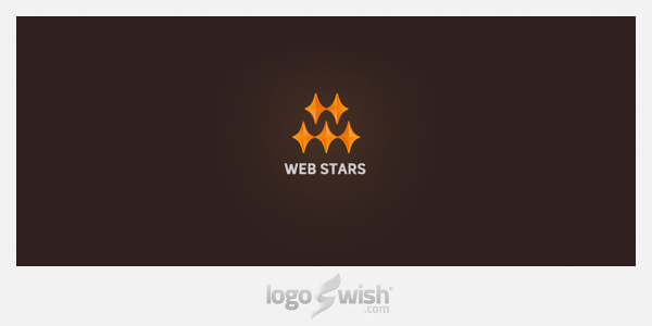 Web stars by Arnas Goldbergas
