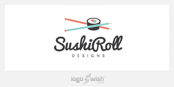 Sushi Roll Designs by Bruno