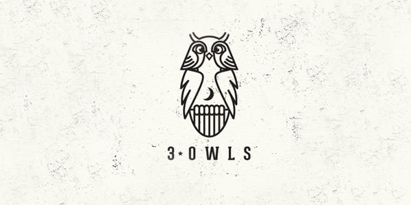 Owl Logo Design Examples for Inspiration (22)