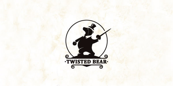 Bear Logo Design Examples for Inspiration (1)
