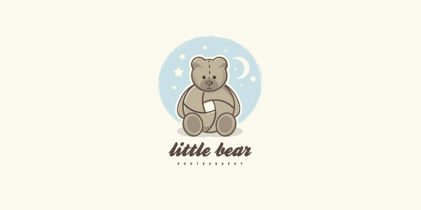 Bear Logo Design Examples for Inspiration (12)