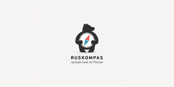 Bear Logo Design Examples for Inspiration (15)