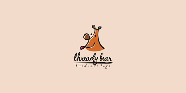 Bear Logo Design Examples for Inspiration (16)