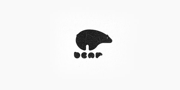 Bear Logo Design Examples for Inspiration (17)