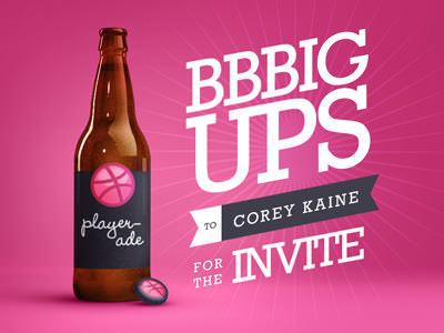Dribbble Invitation Thanks Graphics Inspiration (18)