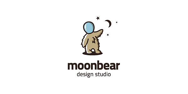 Bear Logo Design Examples for Inspiration (21)
