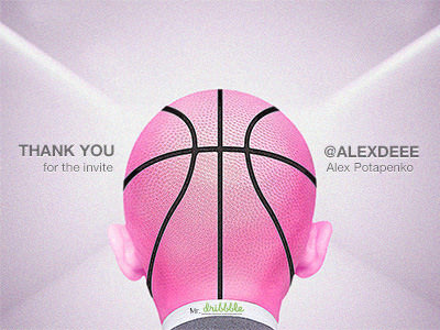 Dribbble Invitation Thanks Graphics Inspiration (21)