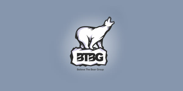 Bear Logo Design Examples for Inspiration (22)