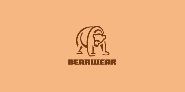 Bear Logo Design Examples for Inspiration (27)