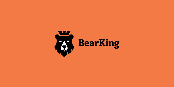 Bear Logo Design Examples for Inspiration (30)