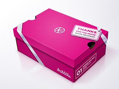 Dribbble Invitation Thanks Graphics Inspiration (3)