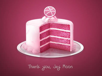 Dribbble Invitation Thanks Graphics Inspiration (4)