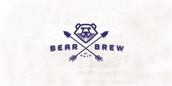 Bear Logo Design Examples for Inspiration (6)