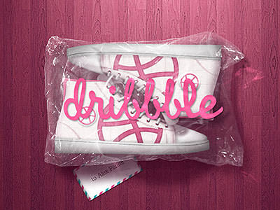 Dribbble Invitation Thanks Graphics Inspiration (7)