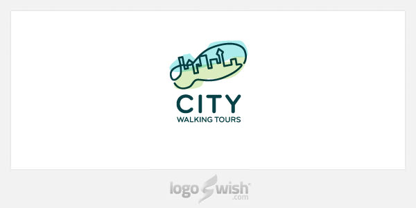 City Walking Tours by Designabot