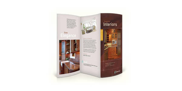 Tri-Fold Brochure Printing at Uprinting