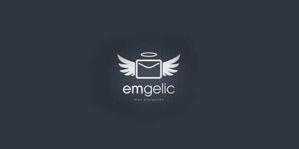 Angel Logo Design for Inspiration (18)