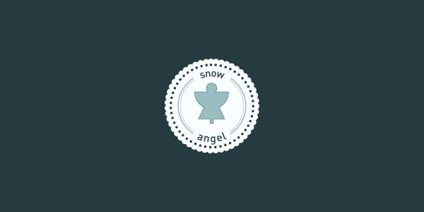 Angel Logo Design for Inspiration (4)