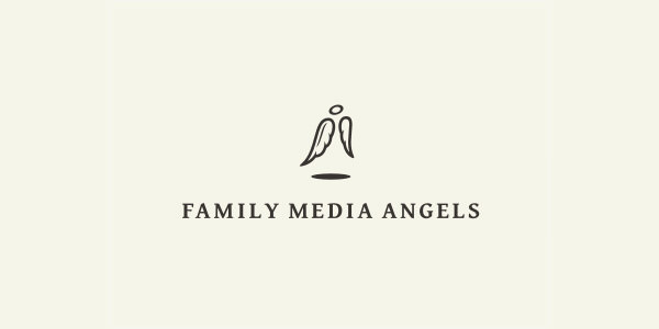 Angel Logo Design for Inspiration (8)
