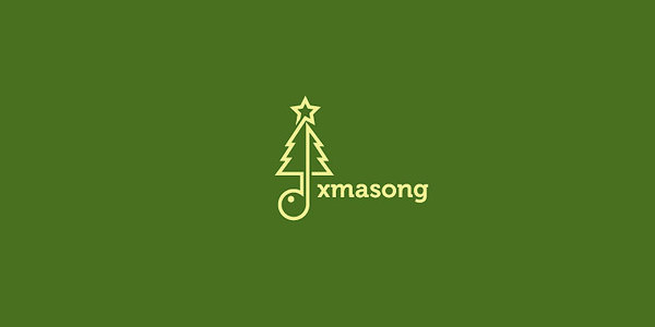 Best Christmas Logos for Inspiration (12)