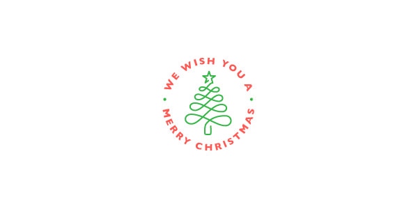 Best Christmas Logos for Inspiration (03)