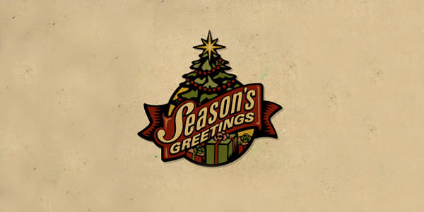 Best Christmas Logos for Inspiration (04)