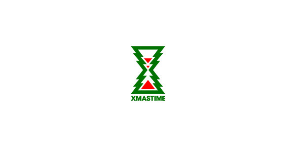 Best Christmas Logos for Inspiration (08)