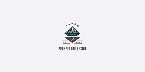 Diamond Logo Design Examples for Inspiration (1)