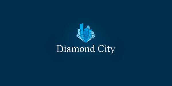 Diamond Logo Design Examples for Inspiration (18)