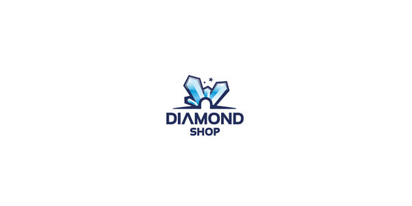 Diamond Logo Design Examples for Inspiration (9)