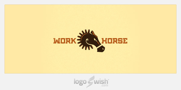 Work Horse by Colin Tierney