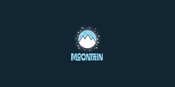 Moon Logo Design Examples for Inspiration (12)
