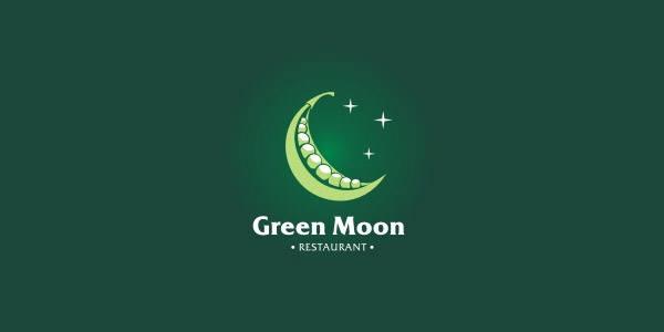 Moon Logo Design Examples for Inspiration (18)