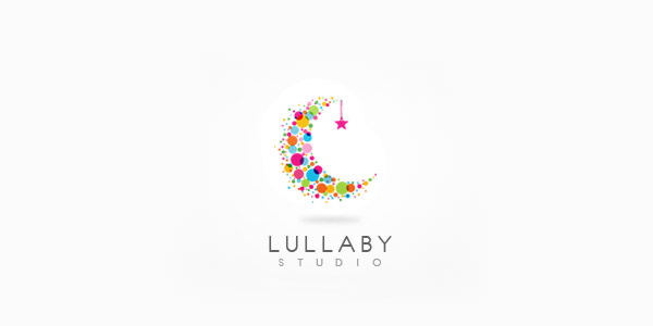 Moon Logo Design Examples for Inspiration (19)