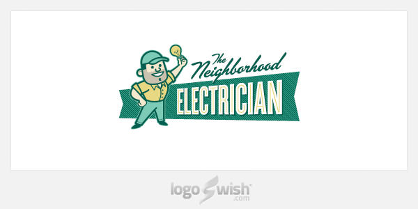 The Neighborhood Electrician by Jeffrey Devey